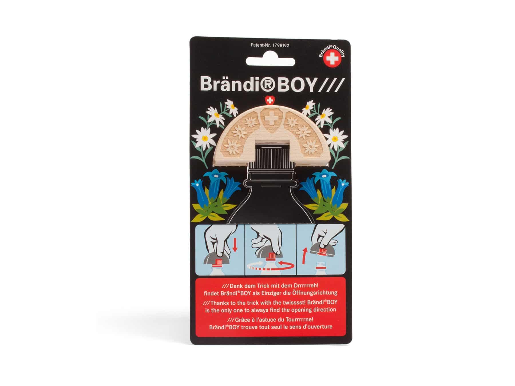 Brändi Boy Schweiz Lasergravur Holz KURTS.ch