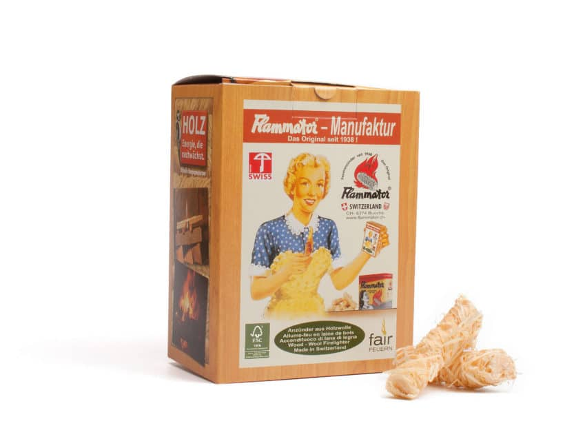 Anzuendhilfe Flammator Anzuendhilfen Nachfuellbox SChweiz KURTS.ch
