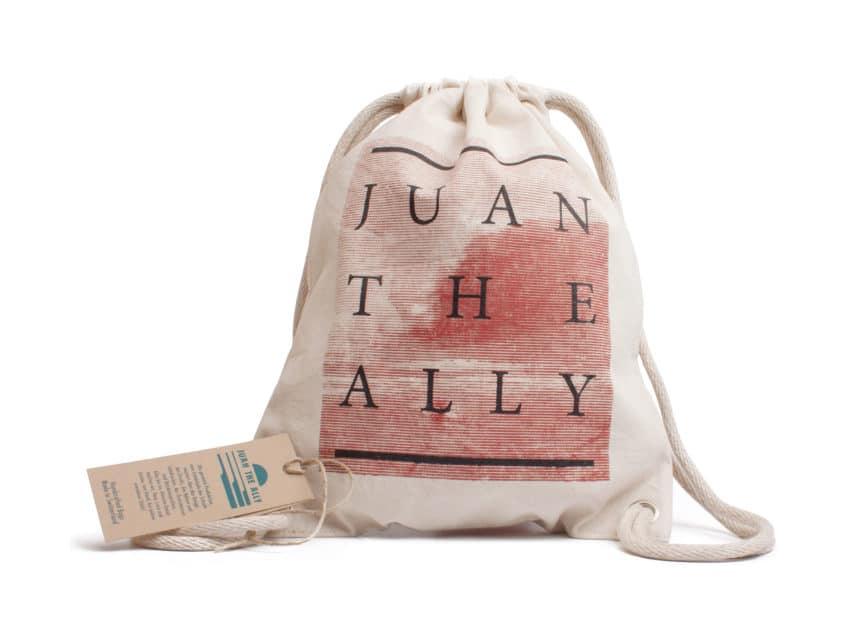 Stofftasche Juan the Ally Bag Schweiz KURTS.ch