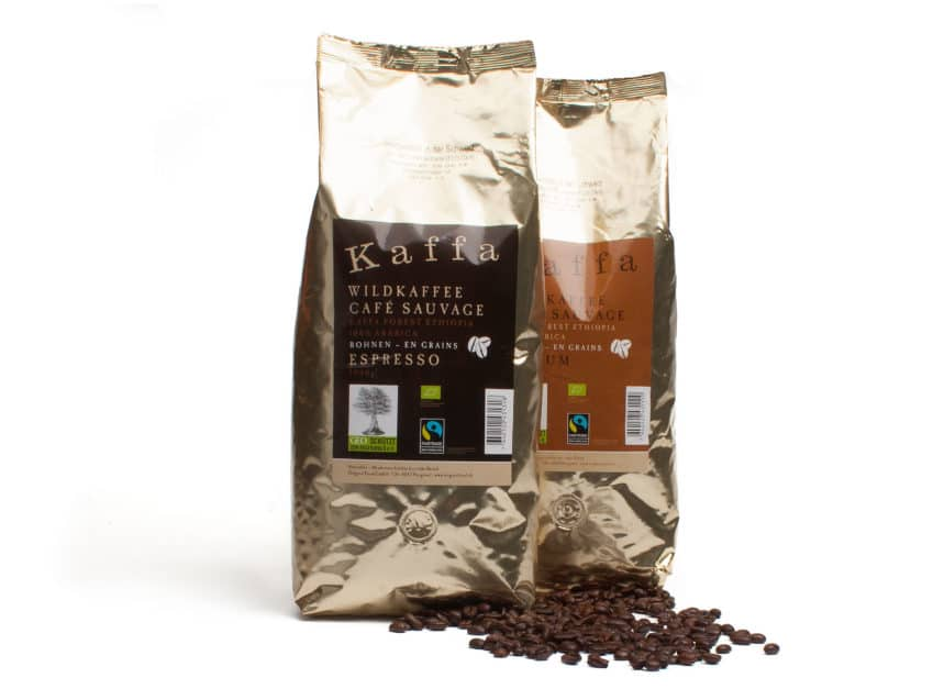 Kaffa Wildkaffee OriginalFood KURTS.ch
