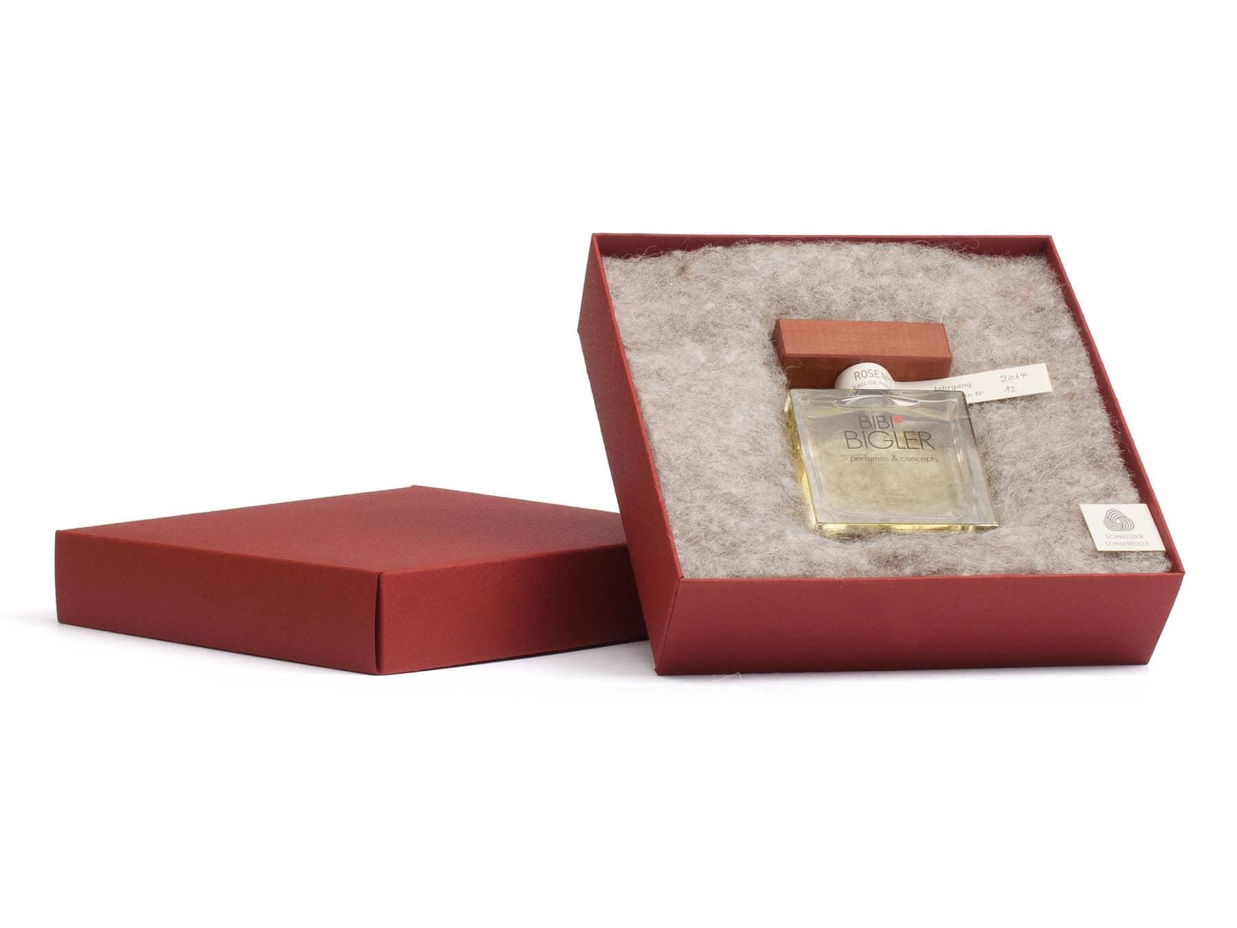 Parfum Rose Schweiz handmade Eau de parfum Bigler KURTS.ch