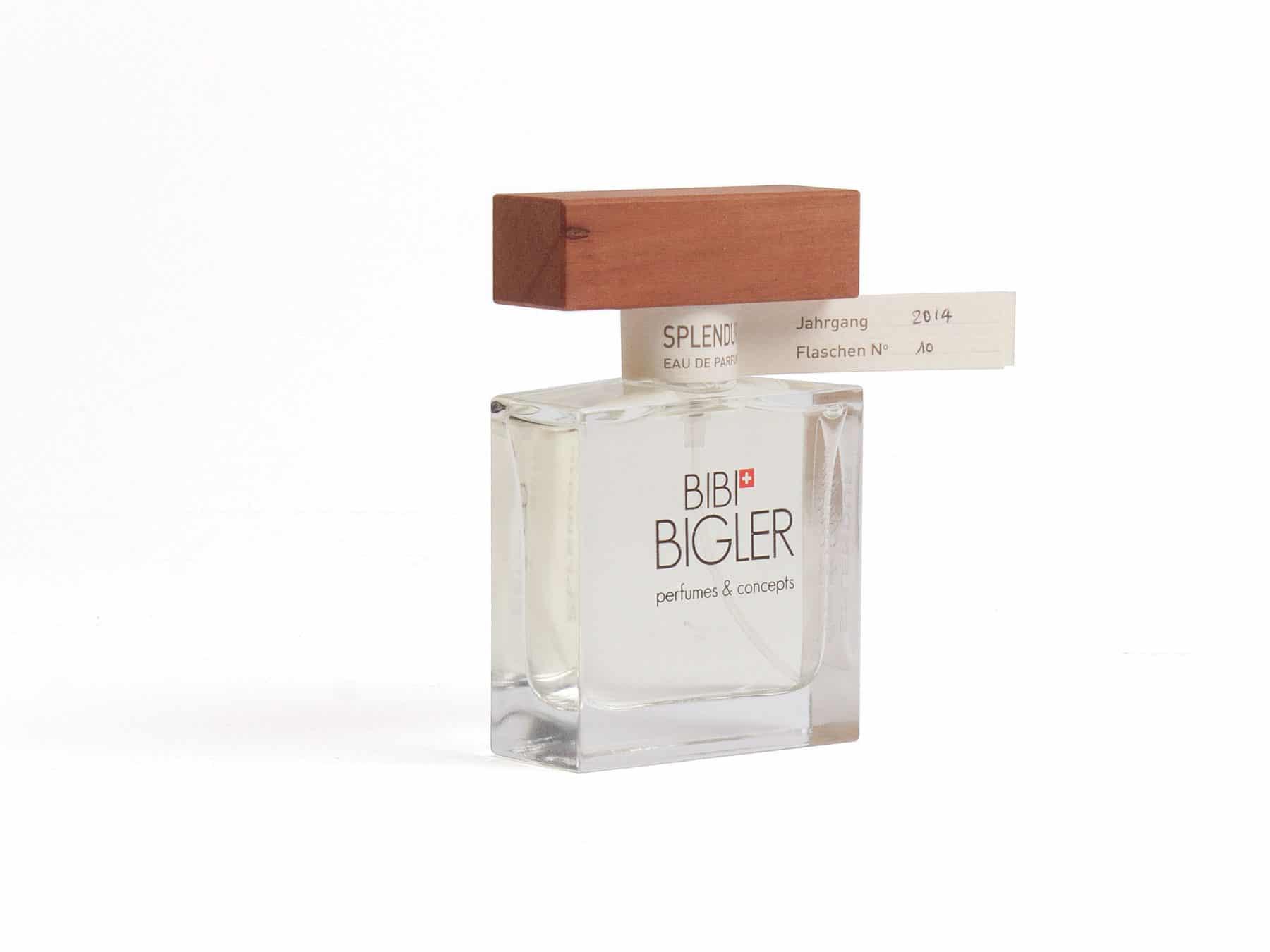 Parfum Wiesenduft Parfum Splendur Schweiz handmade Eau de parfum Bigler KURTS.ch