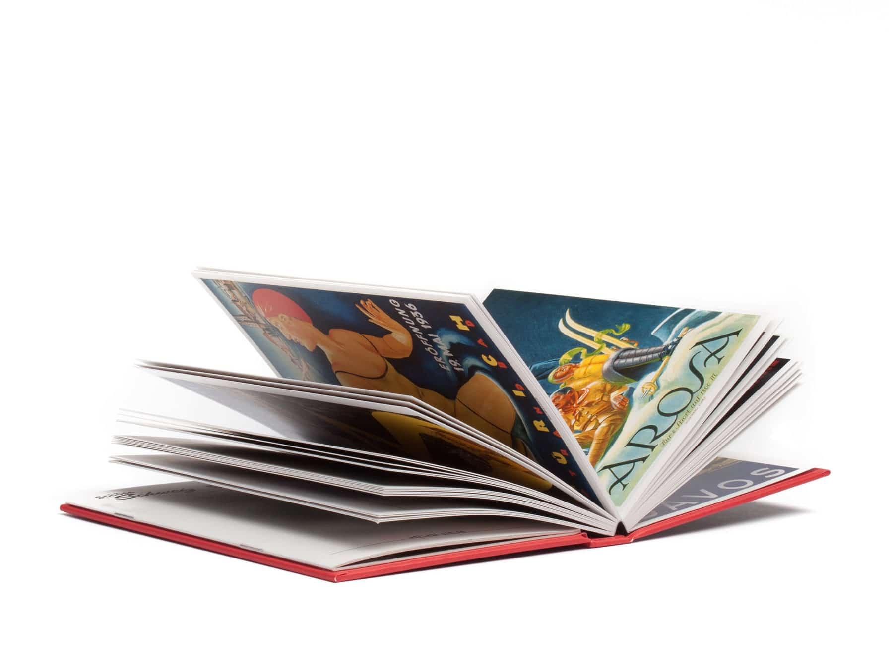 Postkarten kaufen Postkartenbuch Schoene Schweiz AT Verlag alte Postkarten historische Plakate Schweiz KURTS.ch