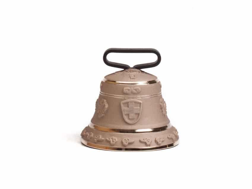 Schweizer Glocken Tischglocke Gusset KURTS.ch