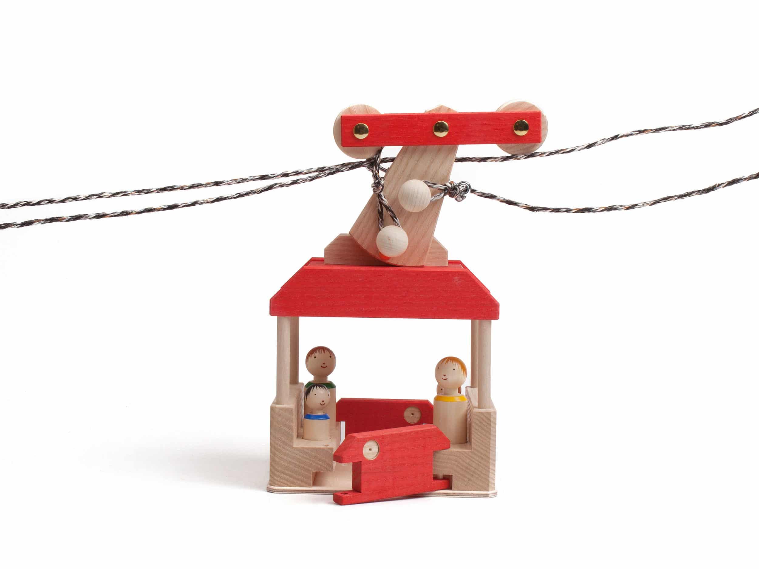 Schweizer Seilbahn Spielzeug Kaufen Kurts Swiss Fair