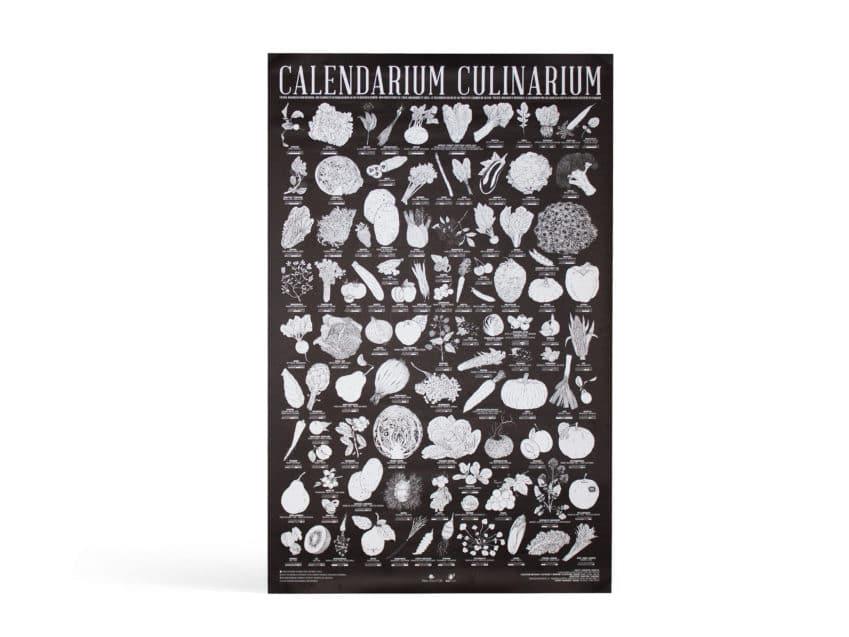 SlowFood Kalender Calendarium Culinarium KURTS.ch