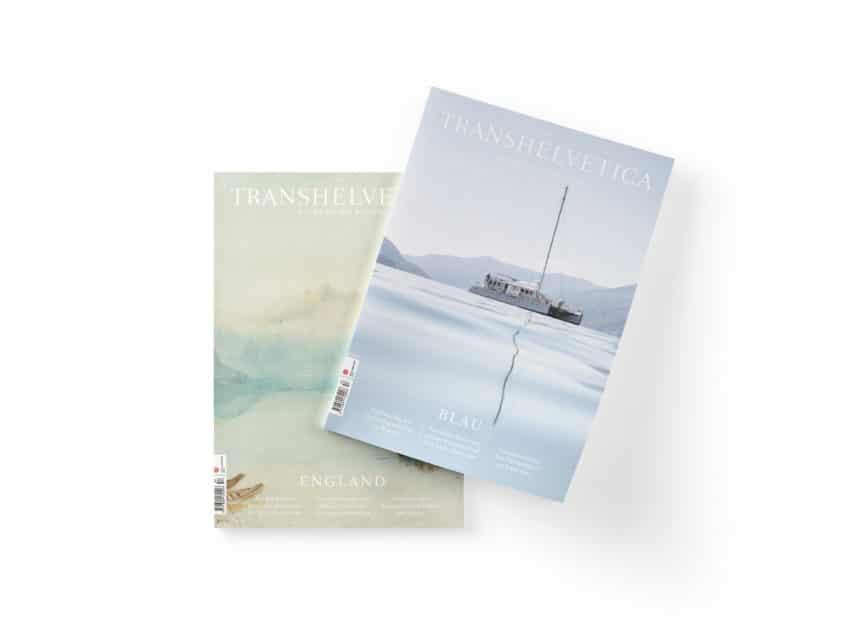 Transhelvetica Schweizer Magazin für Reisekultur Abo