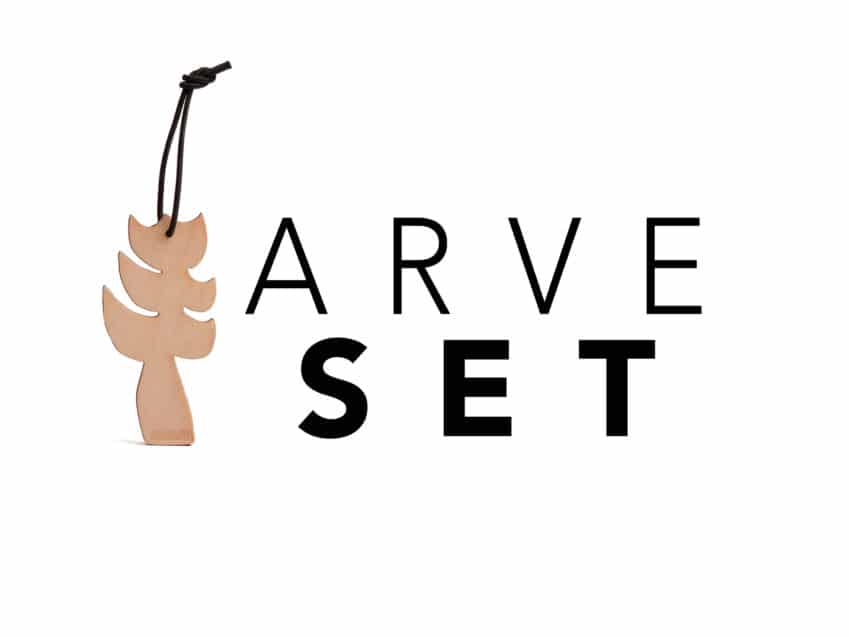 Arve Set KURTS Arvenseife, Arvensaeckli, Arvenbaum, Arvenquader Bio