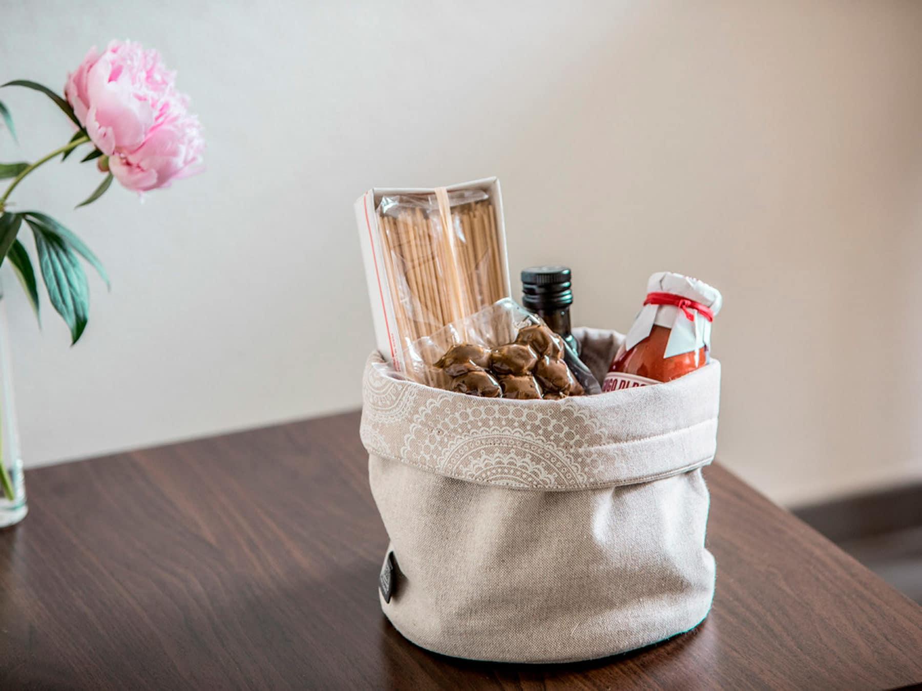 Multibag Kartoffelwaermer gross swiss KURTS Schweizer Geschenke Mood