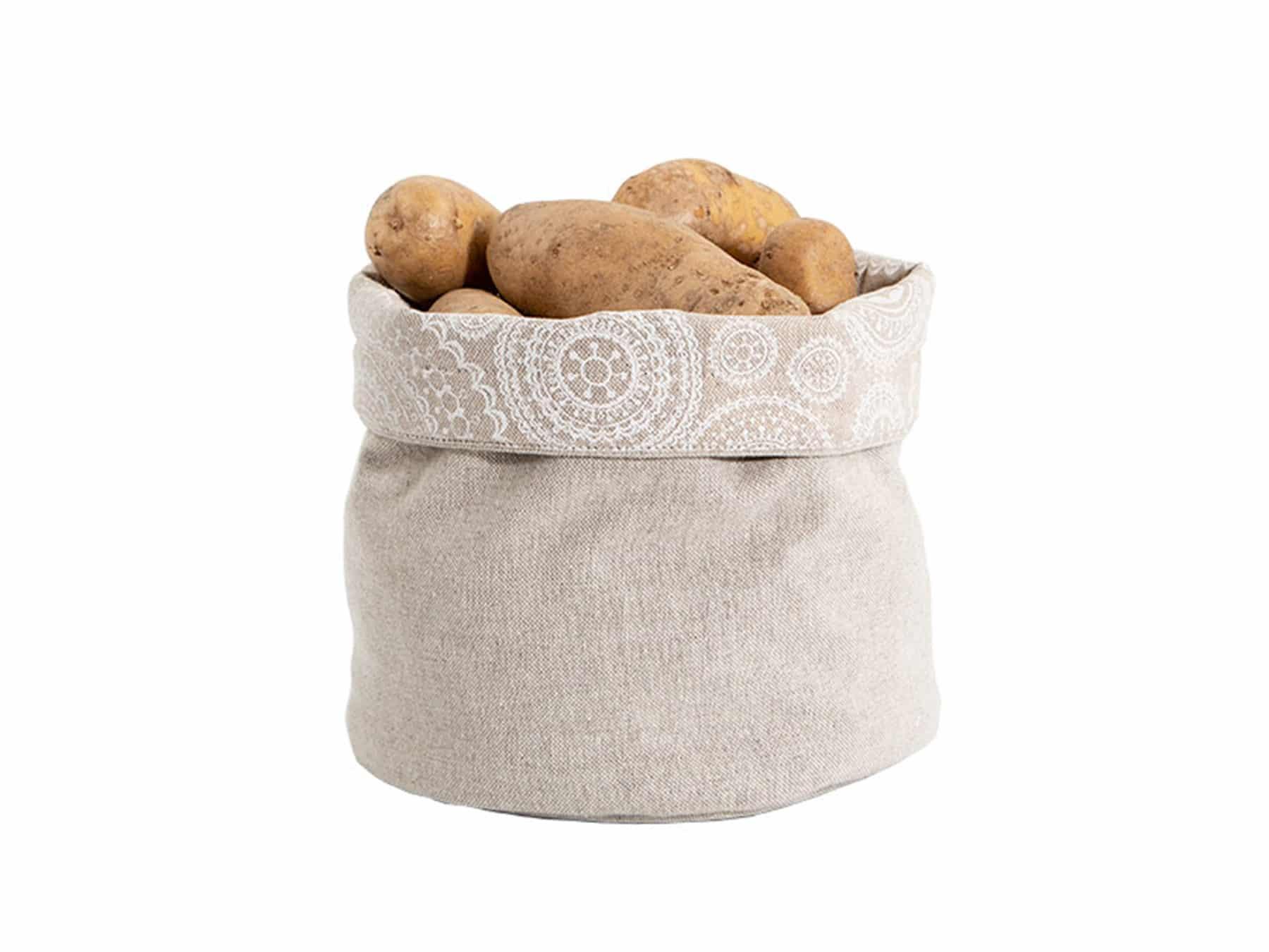 Multibag Kartoffelwaermer gross swiss KURTS Schweizer Geschenke