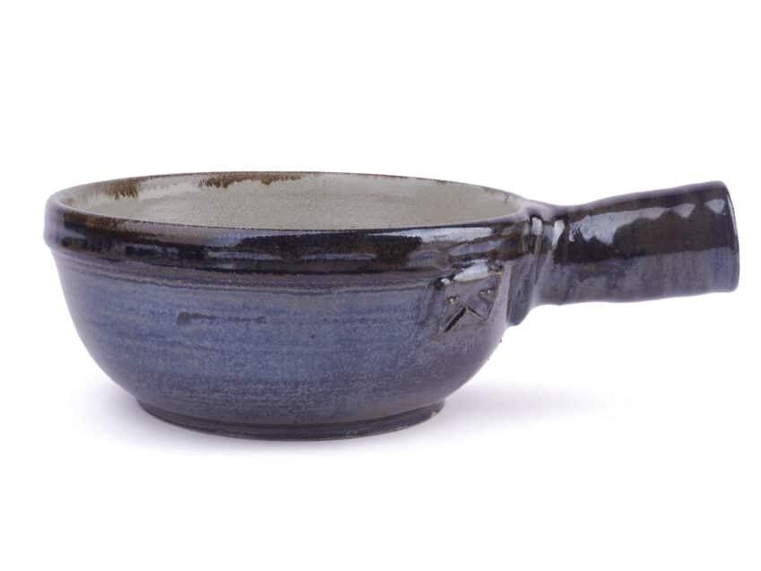 Fondue Caquelon swiss handmade Keramik Kurts