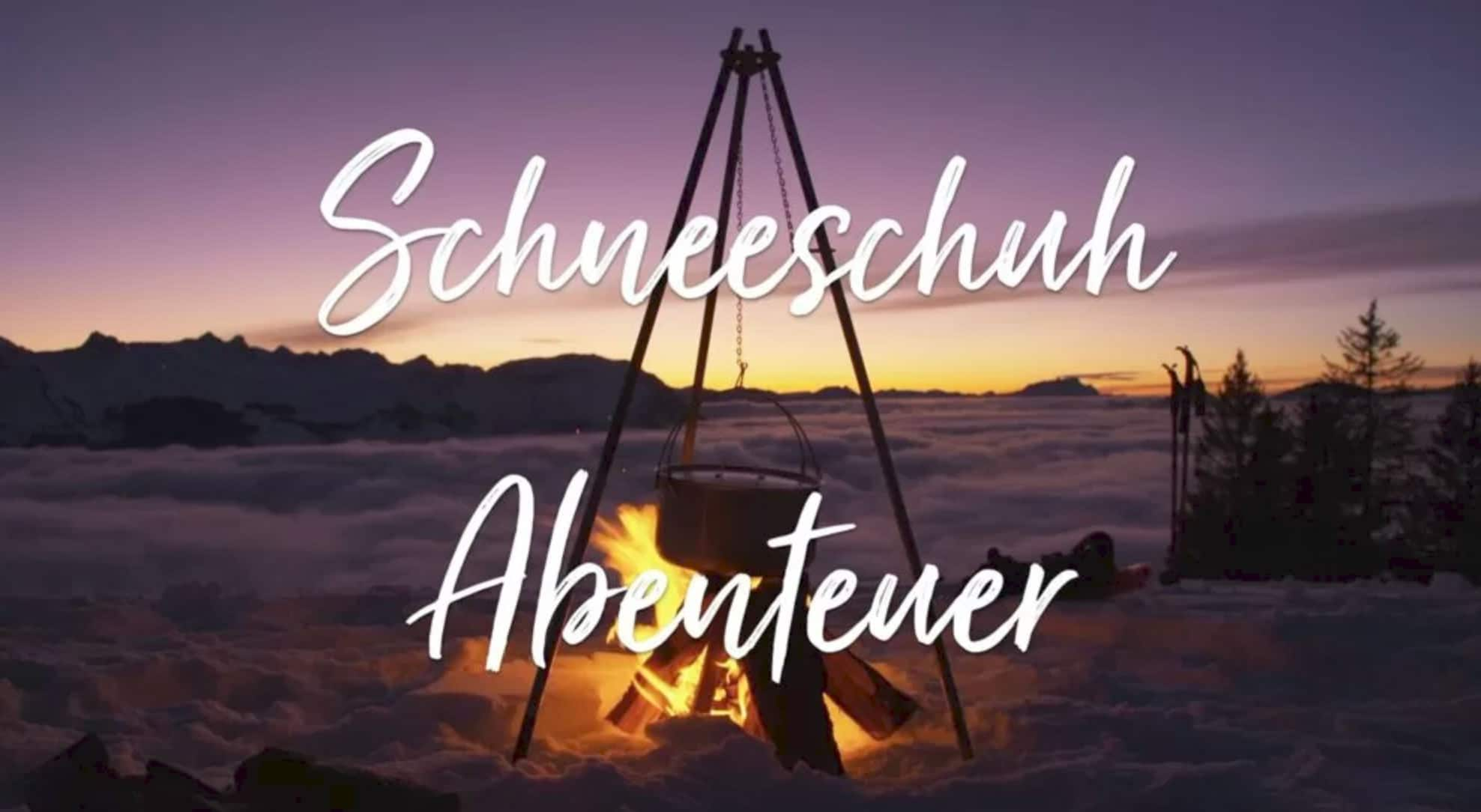 Blog KURTS.ch Schneeschuh Abenteuer Visitlocals